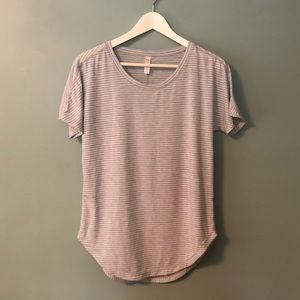 Lucy Striped T-Shirt NWOT